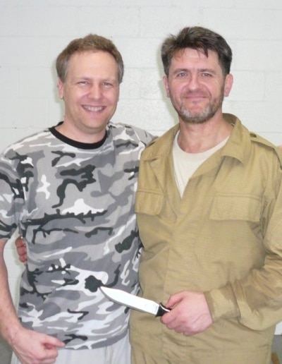 Gary and Vladimir